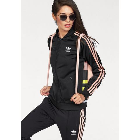 NU 15% KORTING: ADIDAS ORIGINALS trainingsjack »SST TT«