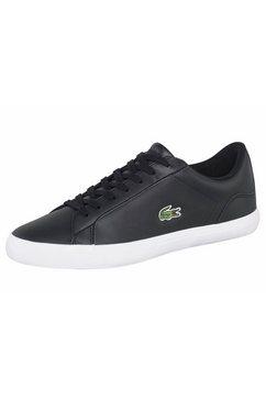 lacoste sneakers »lerond bl 1 cam« zwart