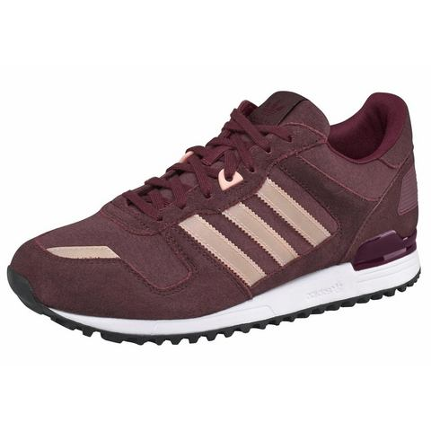Adidas ZX 700 W Sneakers Maroon-Haze Coral-Night Red