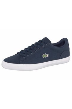 lacoste sneakers lerond bl 2 cam blauw