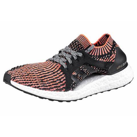 Adidas Ultra Boost X Dames ren schoen (zwart-oranje) EU 41 1-3 UK 7,5