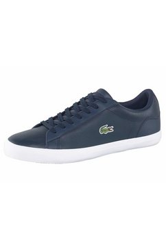 lacoste sneakers »lerond bl 1 cam« blauw