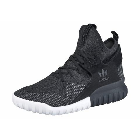 Adidas Tubular X PK Sneakers Core Black-Dark Grey-Solid Grey