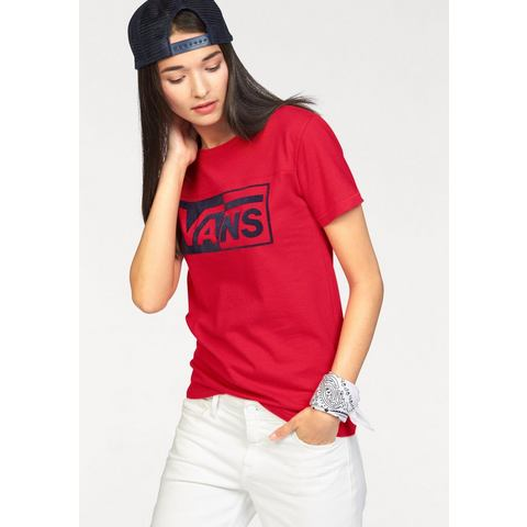 NU 15% KORTING: VANS T-shirt »HALF BLAST FOOTBALL«