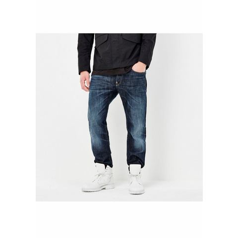 NU 20% KORTING: G-STAR straight-jeans »Defend Straight«