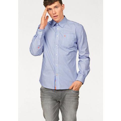 BRUNO BANANI Overhemd in streepdessin