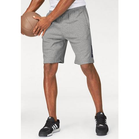 NU 15% KORTING: ADIDAS PERFORMANCE short »ESSENTIALS BOX LOGO FRENCH TERRY SHORT«