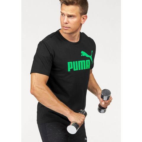 NU 15% KORTING: PUMA T-shirt »ESS NO.1 TEE«