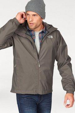 the north face functioneel jack »men´s quest jacket« groen
