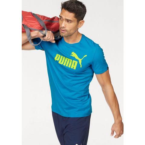 NU 20% KORTING: PUMA T-shirt »ESS NO.1 TEE«