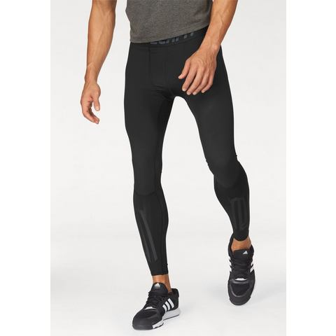ADIDAS PERFORMANCE functionele broek »TECHFIT TOUGH LONG TIGHTS«