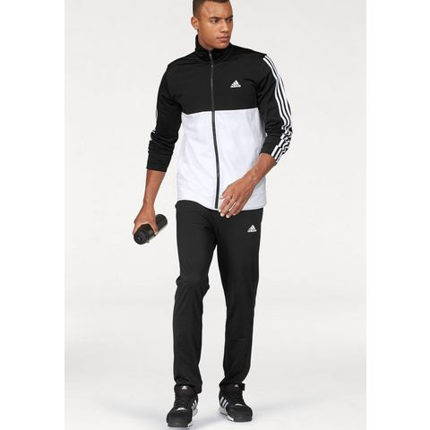 NU 15% KORTING: ADIDAS PERFORMANCE trainingspak »BACK2BASIC 3S TRACKSUIT«