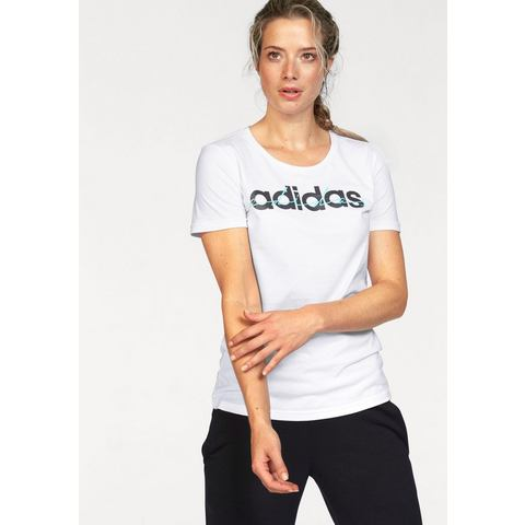 NU 15% KORTING: ADIDAS PERFORMANCE T-shirt »SPECIAL LINEA«