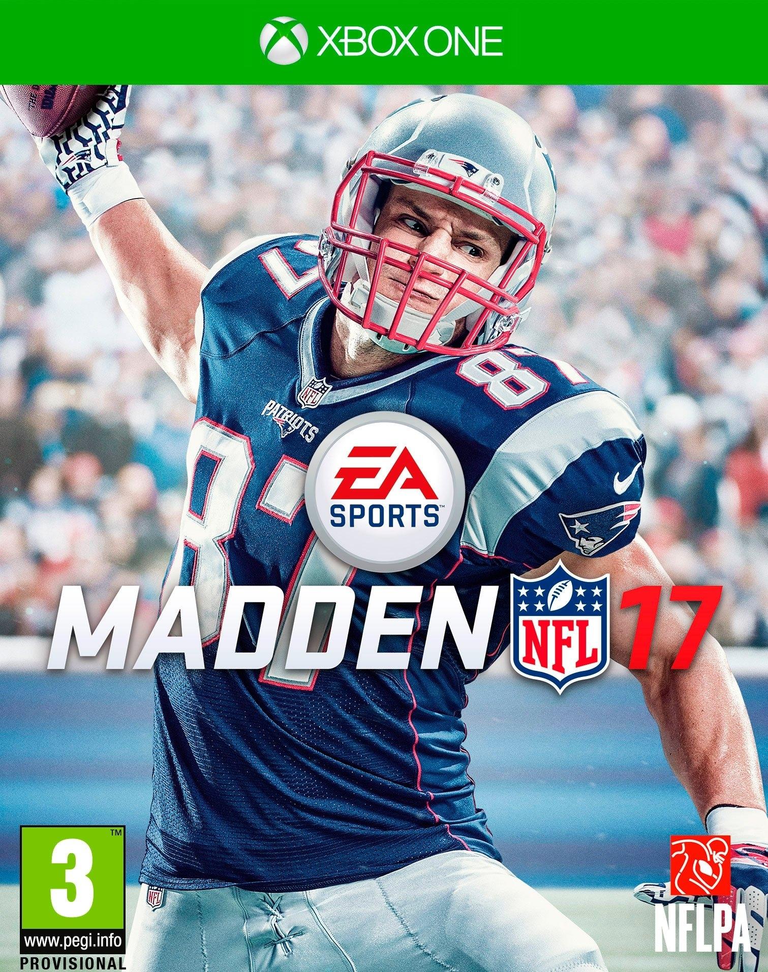 Microsoft XBox One, Madden NFL 17 goedkoop op otto.nl kopen