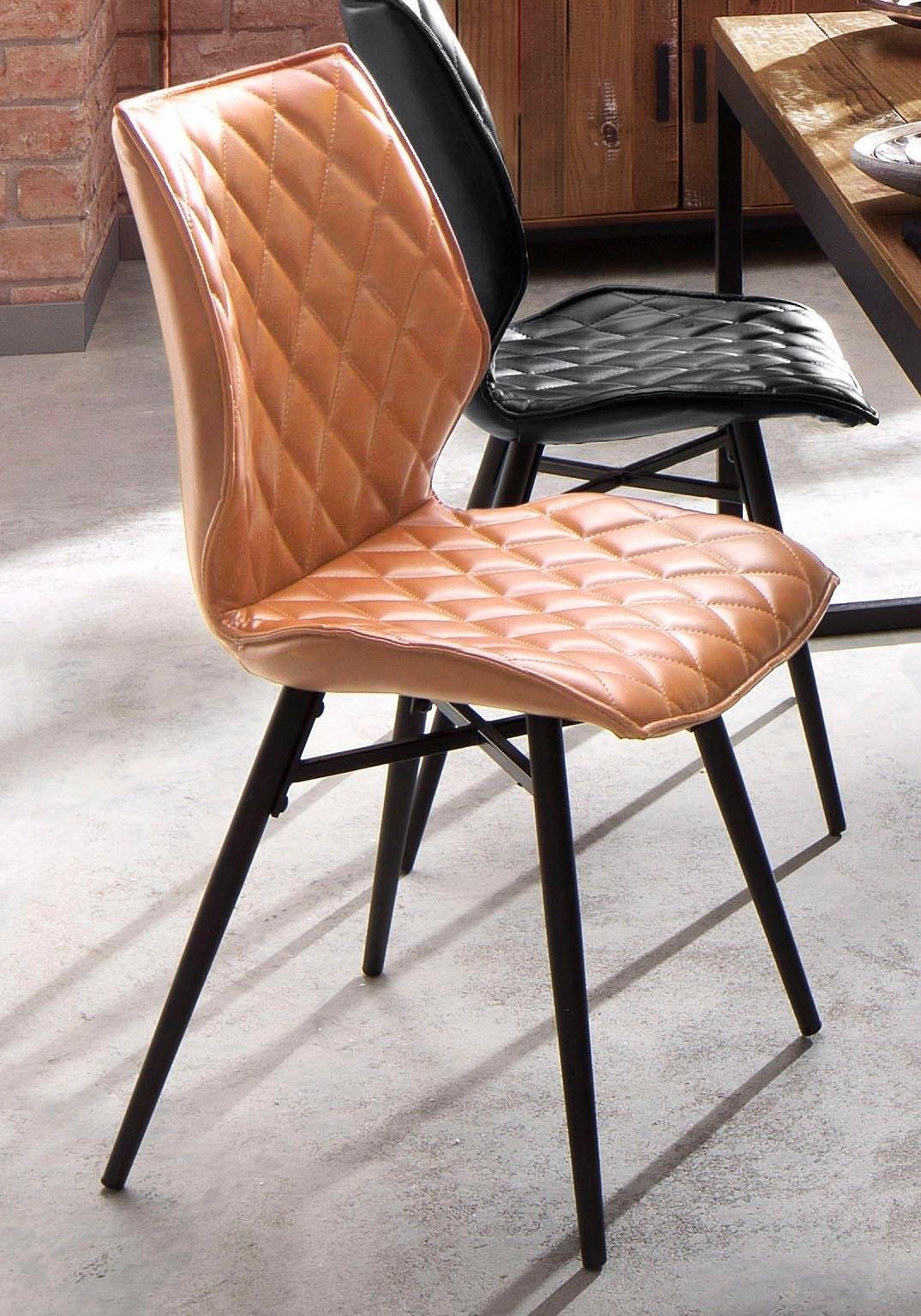 Eettafel met stoelen top finest design eettafel stoelen for Eettafel stoelen cognac