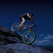 glow garage-fiets-lichtstrips, 5-dlg. set, »glow garage fun-lichtstrips«