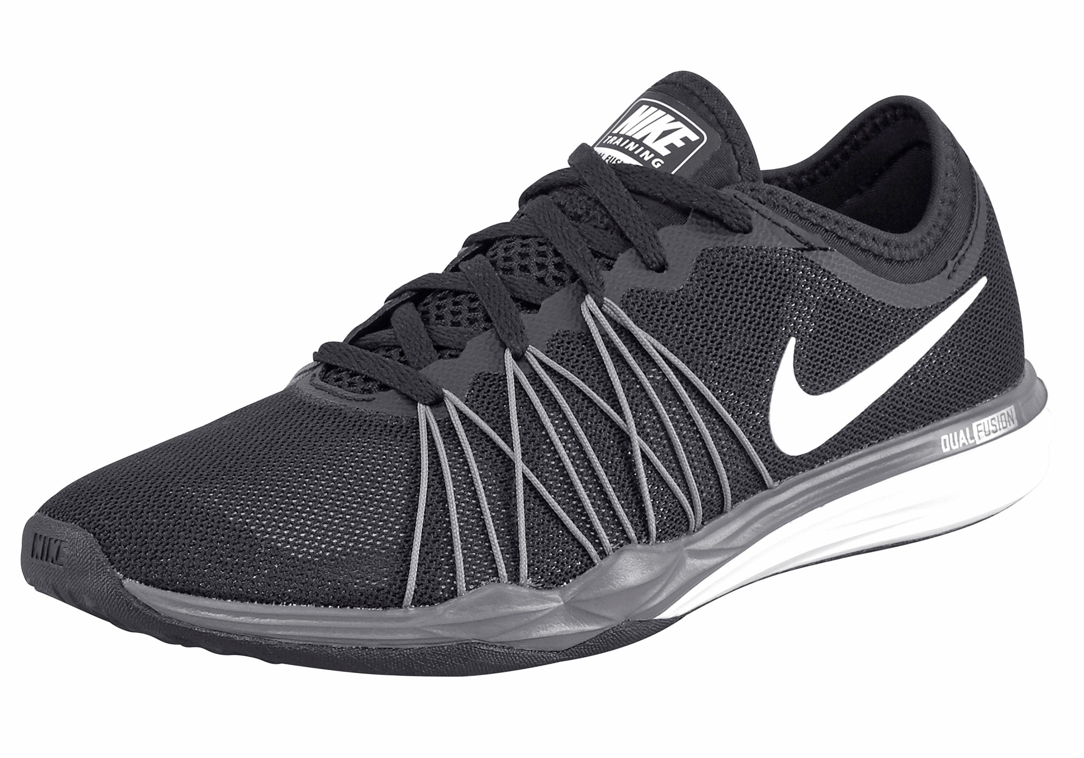 Nike - Dual Fusion Tr Succès Chaussures De Fitness - Femmes - Chaussures De Fitness - Noir - 37.5 5Gko3