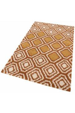 Hoogpolig vloerkleed, »Megan«, hoogte 30 mm, geweven