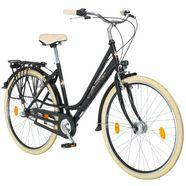 performance citybike (dames) »71,12 cm (28 inch)«, 28 inch, 3 versnellingen, terugtraprem zwart