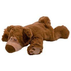 warmies warmtekussen, »sleepy bear bruin, kruiden« bruin