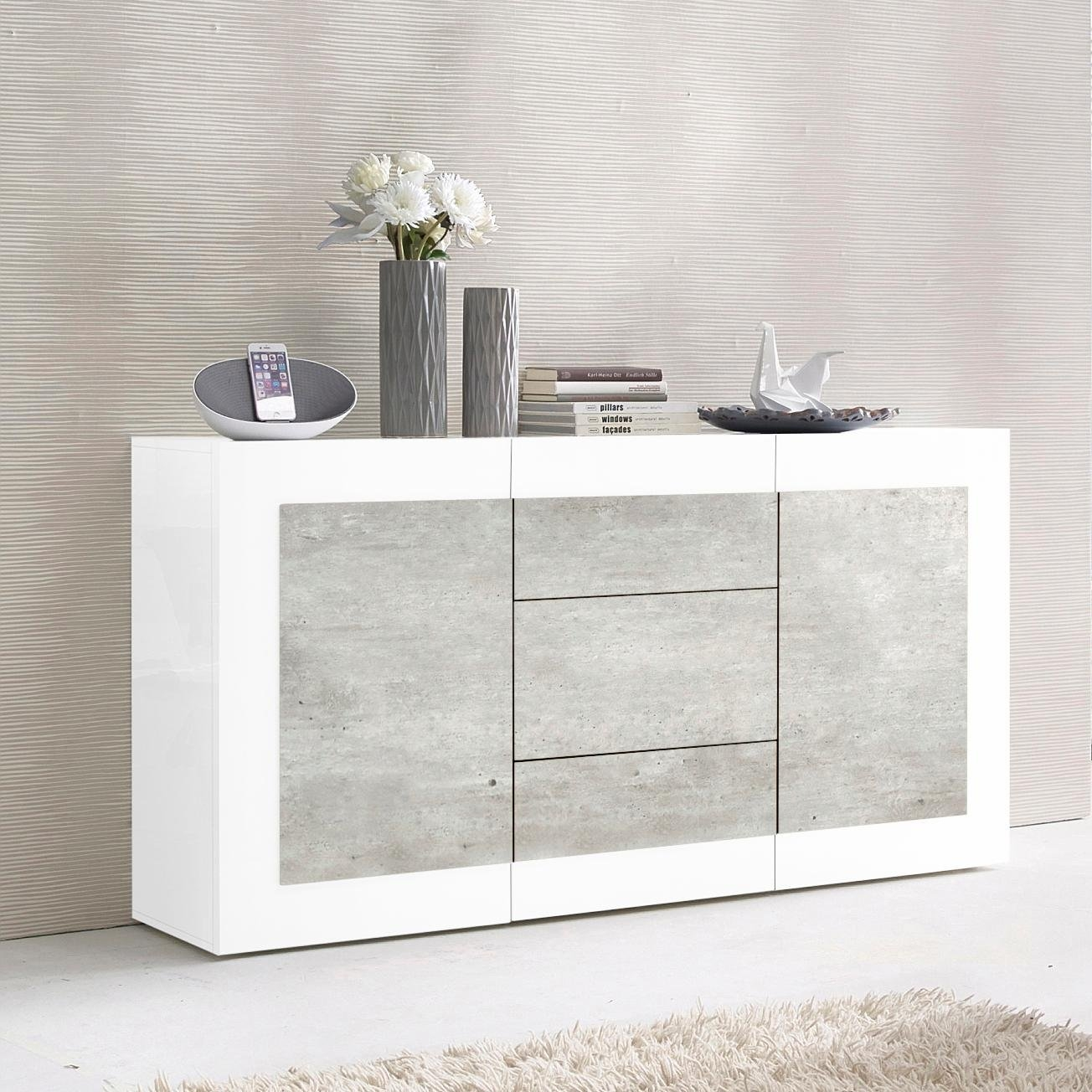 Tecnos dressoir, breedte 150 cm - gratis ruilen op otto.nl