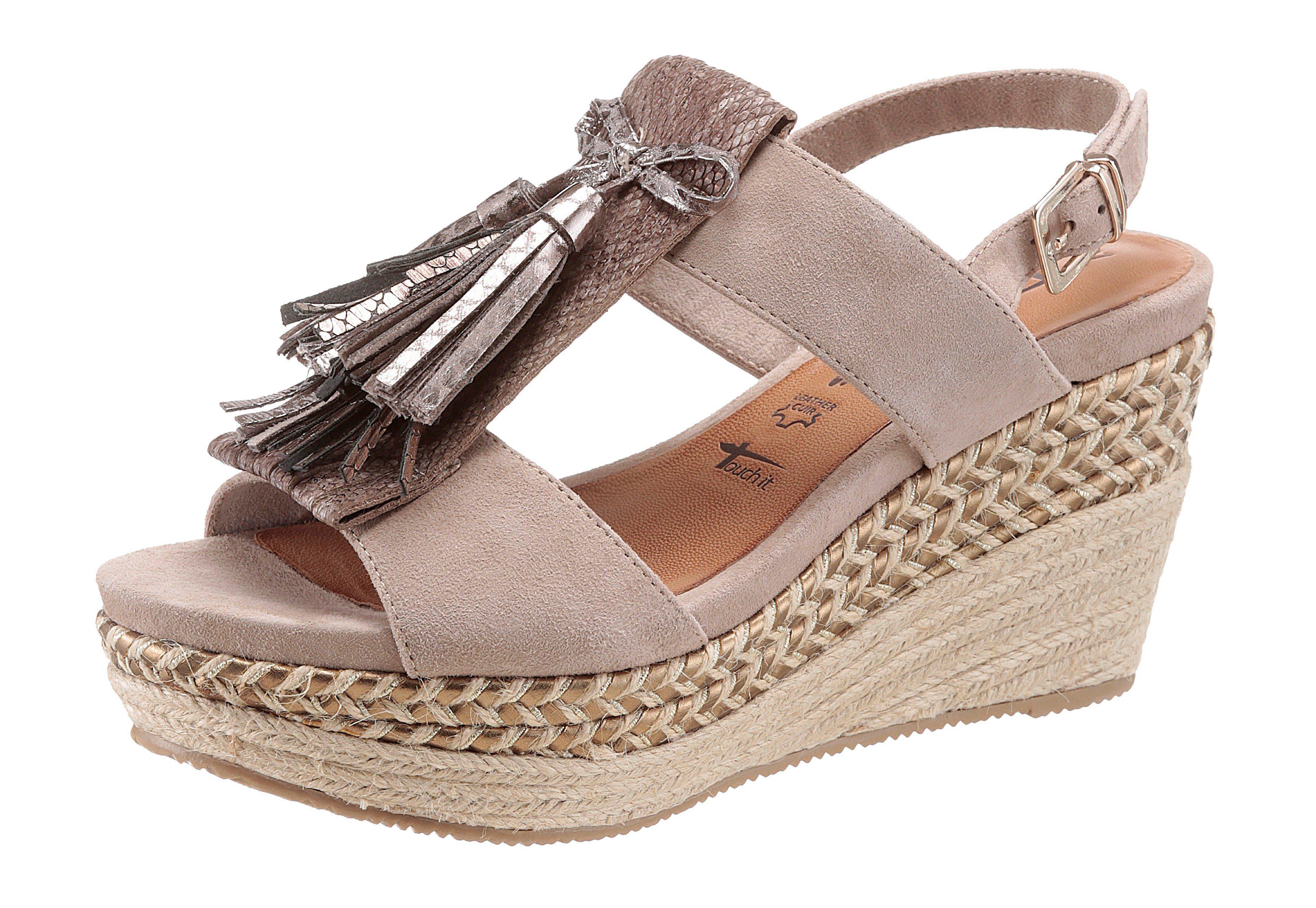 Sandales Compensées Tamaris mejQ7
