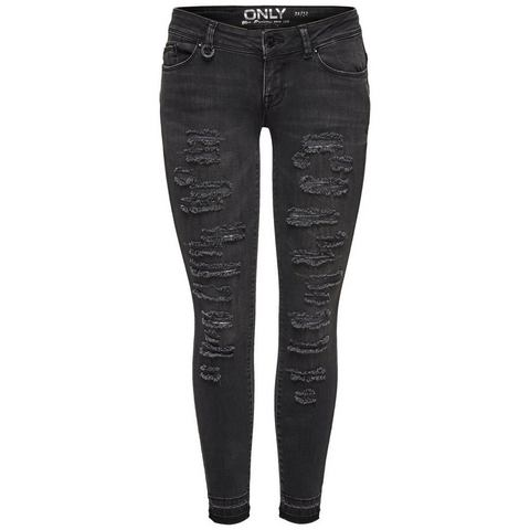 NU 15% KORTING: Only Coral sl ankle Skinny jeans