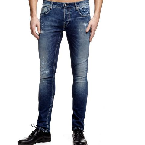 NU 15% KORTING: GUESS jeans superskinny