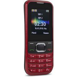 swisstone mobiele telefoon »sc 230« rood