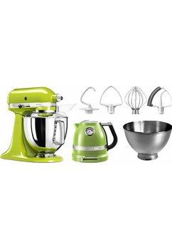 Keukenmachine Artisan 5KSM175PSEGA, appelgroen, met gratis accessoire t.w.v. ca. €307