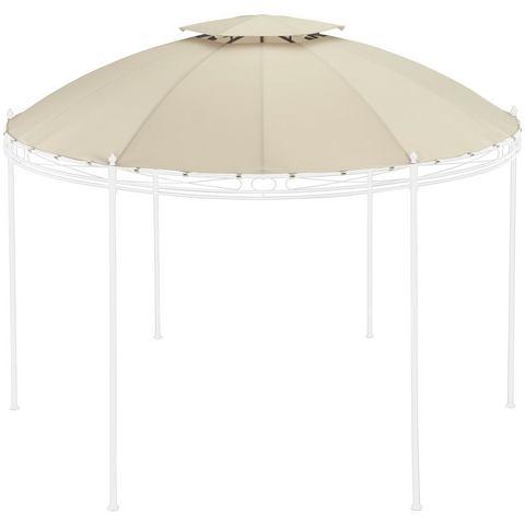 Los dak voor tuinprieel , 350 x 350 cm