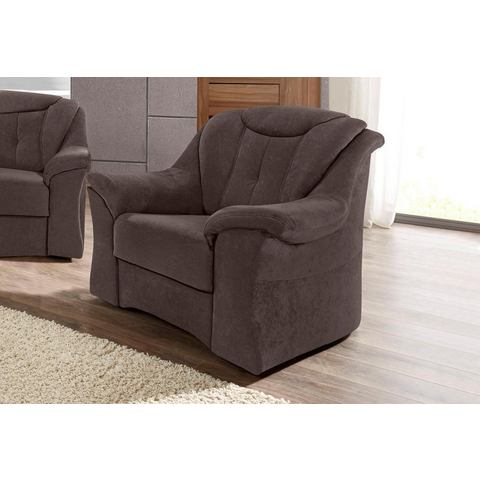 SIT & MORE fauteuil, met comfortabele binnenvering