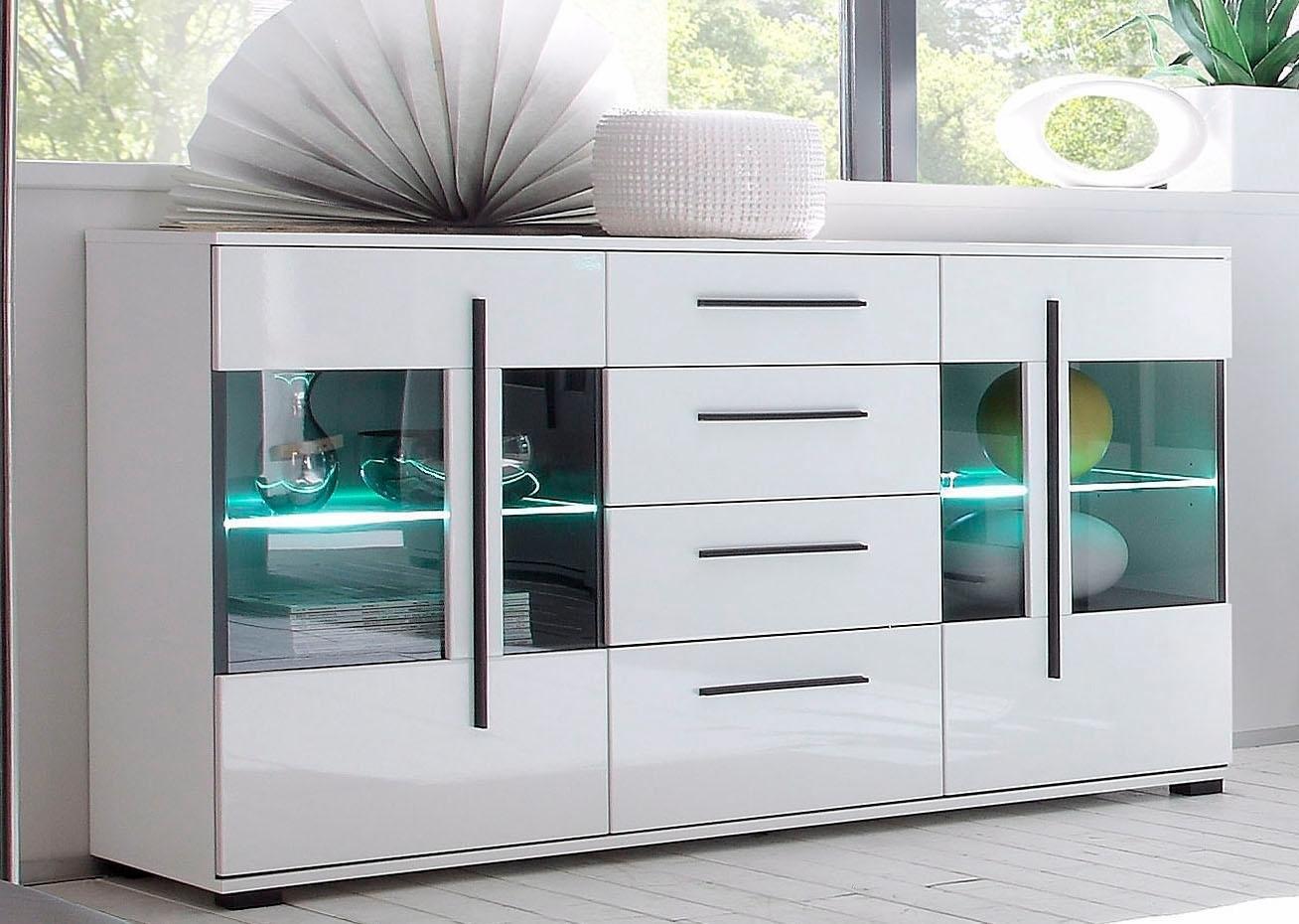 INOSIGN dressoir breedte 150 cm nu online kopen bij OTTO