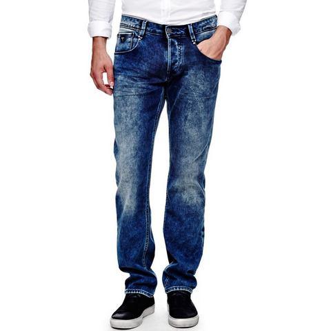 NU 20% KORTING: GUESS FLEX jeans slim