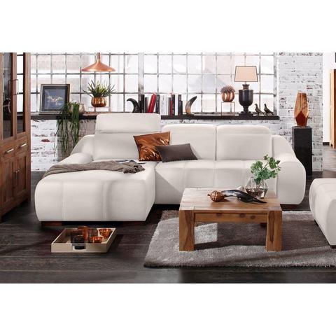 Premium collection by HOME AFFAIRE hoekbank Spirit, met recamier, naar keuze met slaapfunctie
