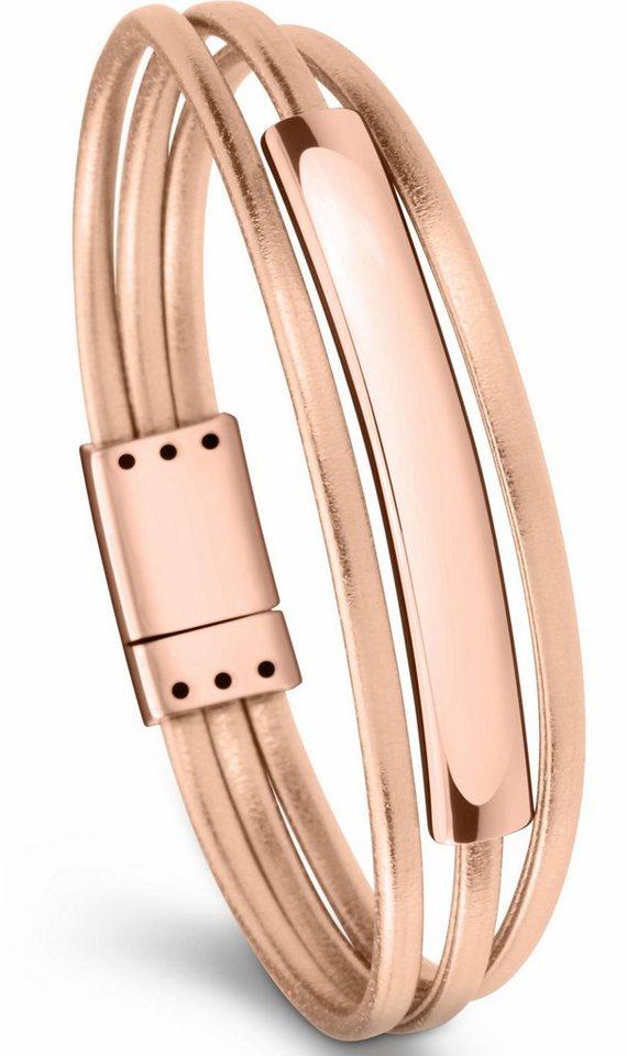 TAMARIS leren armband »Amalia A06832380«