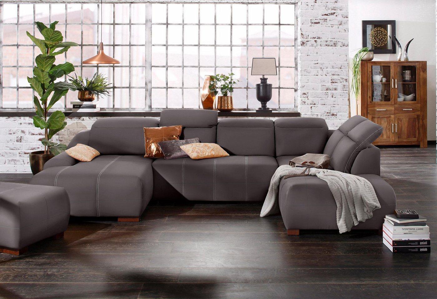 Premium collection by HOME AFFAIRE zithoek Spirit, naar keuze met slaapfunctie