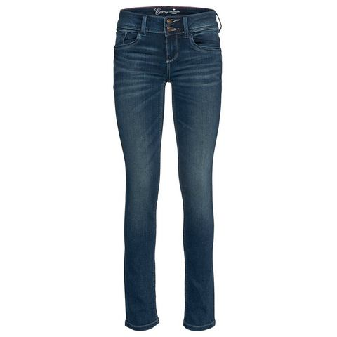 TOM TAILOR Jeans »straight Carrie«