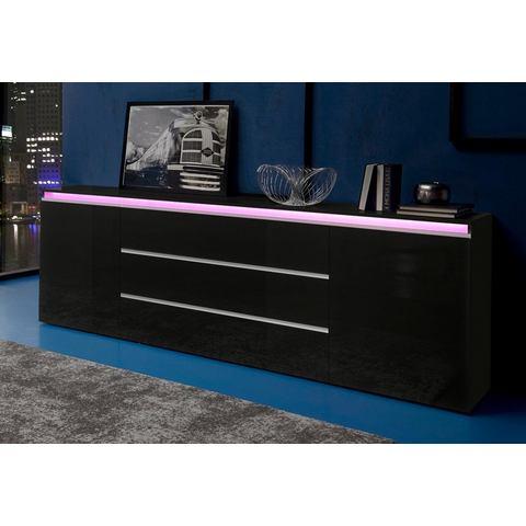 Dressoirs Tecnos sideboard breedte 240 cm 341083