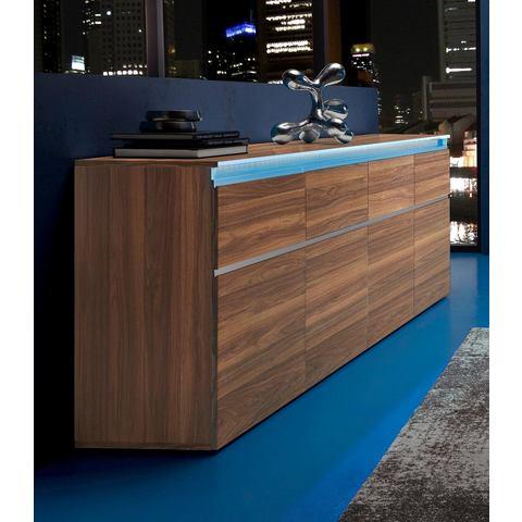 Dressoirs Tecnos sideboard breedte 240 cm 357957