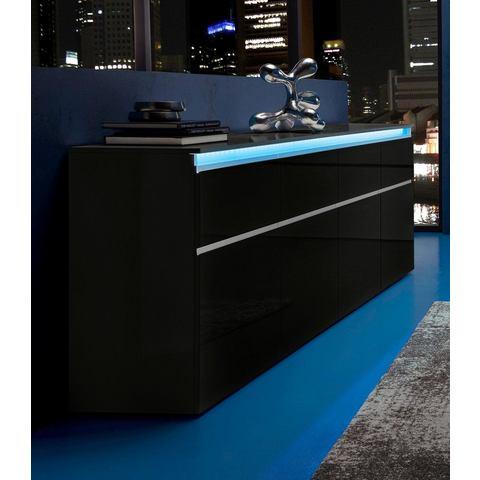 Dressoirs Tecnos sideboard breedte 240 cm 376414