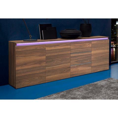 Dressoirs Tecnos sideboard breedte 200 cm 417620