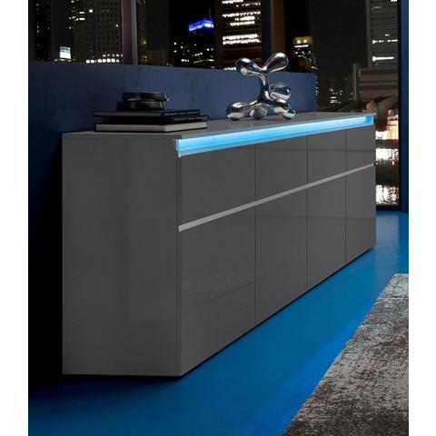 Dressoirs Tecnos sideboard breedte 240 cm 568382