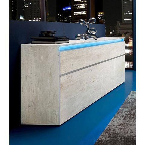 Dressoirs Tecnos sideboard breedte 240 cm 580700