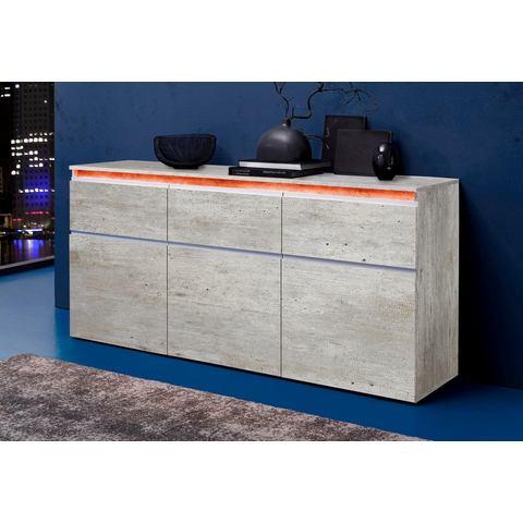 Dressoirs Tecnos sideboard breedte 180 cm 596915