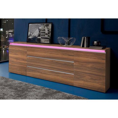 Dressoirs Tecnos sideboard breedte 240 cm 722909