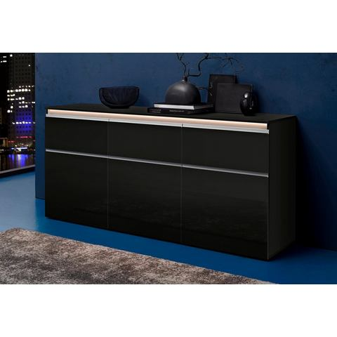 Dressoirs Tecnos sideboard breedte 180 cm 849862