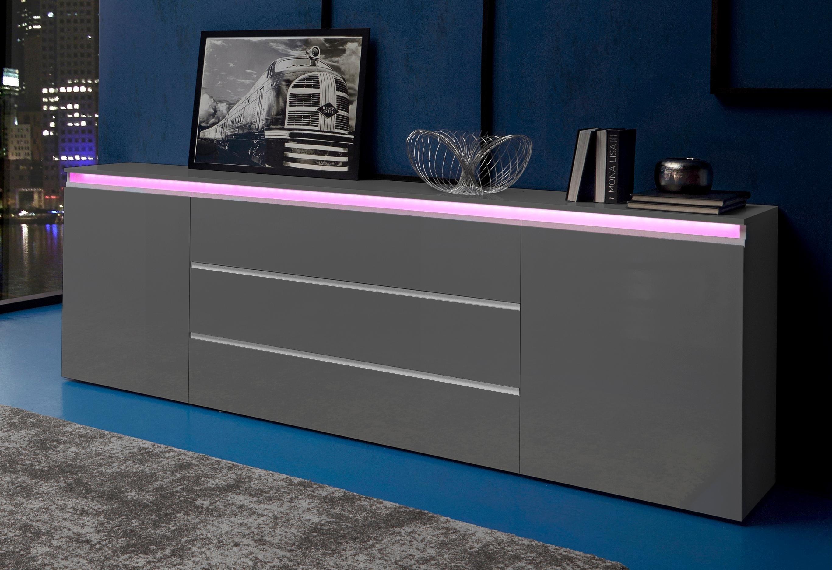Tecnos sideboard, breedte 240 cm in de webshop van OTTO kopen
