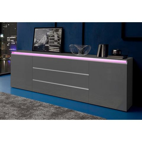 Dressoirs Tecnos sideboard breedte 240 cm 206297