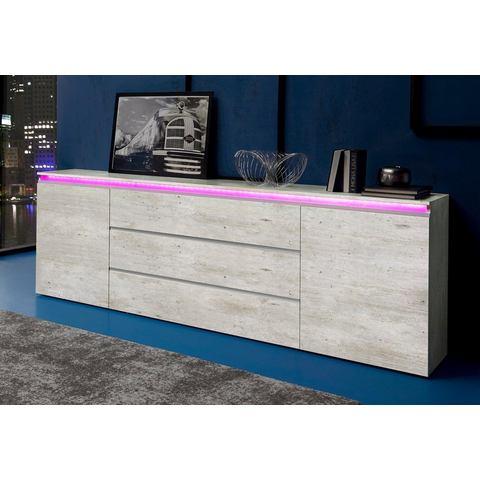 Dressoirs Tecnos sideboard breedte 240 cm 226980